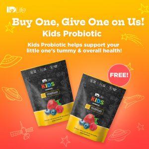 IDLife Kids Probiotic buy 1, give 1